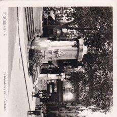 Postales: BARCELONA, FIGUERAS RAMBLA Y CALLE GERONA. ED. FOTO MELI Nº 4. SIN CIRCULAR. Lote 295986568