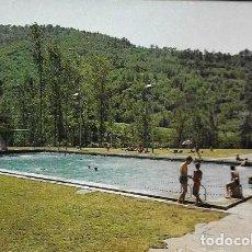 Postales: POSTAL * OLOT , PISCINA CLUB NATACIÓ * 1966. Lote 296554868