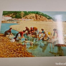 Postales: POSTAL. CATALUÑA TÍPICA 657. TOSSA DE MAR. 1961. J. UBACH PUIG.. Lote 296564393