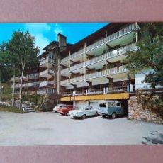 Postales: POSTAL ZERKOWITZ. HOTEL LA SOLANA. LA MOLINA. GERONA. 1970. SIN CIRCULAR.. Lote 296628053