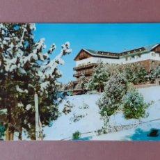 Postales: POSTAL 1046 CYP. SUPERMOLINA. HOTEL SOLINEU. PIRINEOS ORIENTALES. GERONA. 1961. CIRCULADA.. Lote 296630818