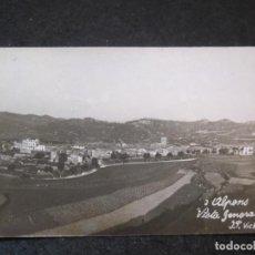 Postales: ALPENS-VISTA GENERAL-J.P. VICH-FOTOGRAFICA-POSTAL ANTIGUA-(85.379). Lote 296896348