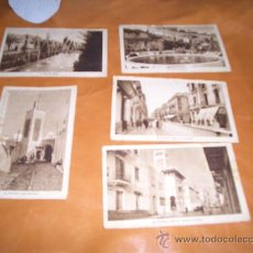 Postales: TETUAN LOTE 5 POSTALES ROISIN FOTOGRAFO. Lote 8189299