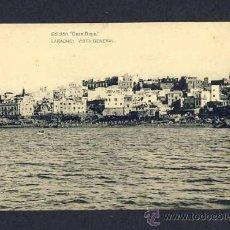 Postales: POSTAL DE LARACHE: VISTA GENERAL (ED.CASA GOYA). Lote 9446384
