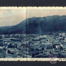 Postales: POSTAL DE TETUAN: VISTA PANORAMICA. TRIPLE (VER FOTO ADICIONAL). Lote 9447089
