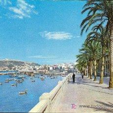 Postales: TARJETA POSTAL DE CEUTA. CALLE GENERAL FRANCO. Lote 9983738