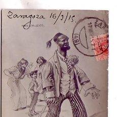 Postales: MORO CIVILIZADO. CIRCULADA DE 1915. . Lote 12027119
