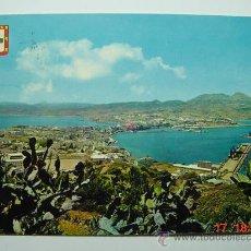 Postales: 9074 CEUTA PANORAMA DESDE HACHO AÑOS 1960 - MAS ESTA CIUDAD EN MI TIENDA COSAS&CURIOSAS. Lote 13373528