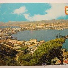Postales: 9080 CEUTA VISTA PARCIAL AÑOS 1960 - MAS ESTA CIUDAD EN MI TIENDA COSAS&CURIOSAS. Lote 13373531