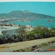 Postales: 9075 CEUTA CARRETERA A MONTE HACHO AÑOS 1960 - MAS ESTA CIUDAD EN MI TIENDA COSAS&CURIOSAS. Lote 13373535