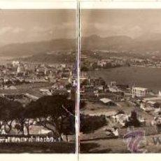 Postales: POSTAL PANORAMICA CEUTA VISTA GENERAL DESDE EL HACHO FOT. RAPIDE. Lote 13837115
