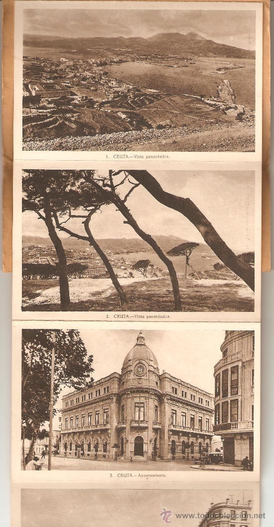 Postales: LIBRILLO CON 10 POSTALES , ANTIGUAS - Foto 2 - 23152678
