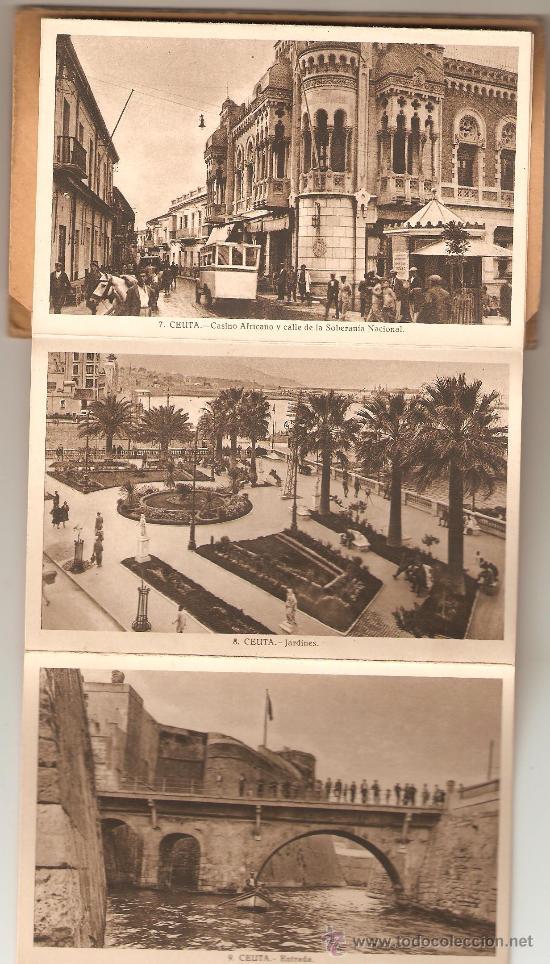 Postales: LIBRILLO CON 10 POSTALES , ANTIGUAS - Foto 5 - 23152678