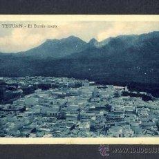 Postales: POSTAL DE TETUAN: EL BARRIO MORO (NUM.53845-374). Lote 14485358