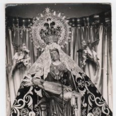 Postales: TARJETA POSTAL DE CEUTA Nº 1. LA VIRGEN DE AFRICA PATRONA DE CEUTA. FOTO RUBIO. Lote 19343095