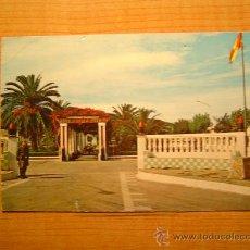 Postais: POSTAL CEUTA CUARTEL DE ARTILLERIA ENTRADA ESCRITA. Lote 19701124