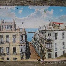 Postales: POSTAL CEUTA CALLE ALFAU . Lote 24356672