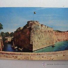 Postales: POSTAL DE CEUTA - ANTIGUAS MURALLAS DEL FOSO (ESCRITA 1967, SIN CIRCULAR). Lote 23345749