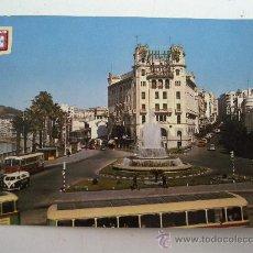 Postales: POSTAL DE CEUTA -28- PLAZA GENERAL GALERA (ESCRITA 1967, SIN CIRCULAR). Lote 23345829
