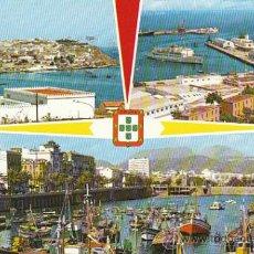 Postales: CEUTA, CIRCULADA EN 1964 (VER DORSO). Lote 26130499