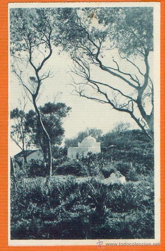 CEUTA - MEZQUITA DEL CEMENTERIO MORO - Nº 16 HAUSER Y MENET - SIN CIRCULAR - ESCASÍSIMA (Postales - España - Ceuta Antigua (hasta 1939))