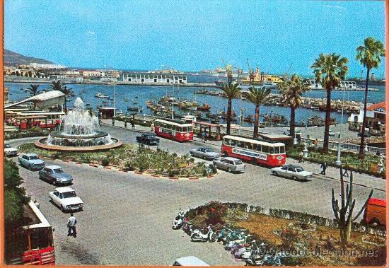 CEUTA - PLAZA DEL GENERAL GALERA - Nº 74 EDIC. LIB. GENERAL - R. GONZALEZ - CEUTA (Postales - España - Ceuta Moderna (desde 1940))