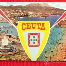 Cartoline: CEUTA. Lote 28442193