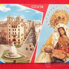 Cartoline: CEUTA. Lote 28442458