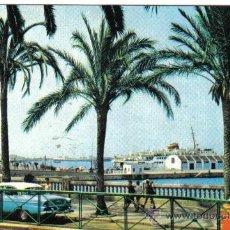 Cartoline: POSTAL DE CEUTA VISTA PARCIAL DEL PUERTO (SIN CIRCULAR). Lote 30410290