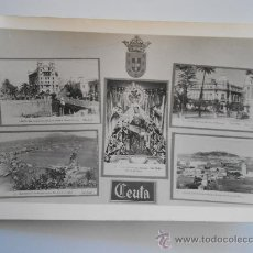 Postales: POSTAL DE CEUTA CIRCULADA 1959 + -. Lote 31745516
