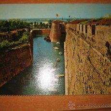 Postales: CEUTA MURALLAS PORTUGUESAS FOSO DE SAN FELIPE EDICIONES FARDI . Lote 33453087