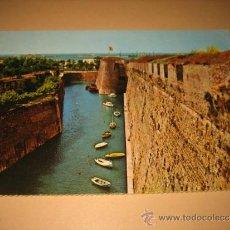 Postales: CEUTA MURALLAS PORTUGUESAS FOSO DE SAN FELIPE EDICIONES FARDI . Lote 34218332