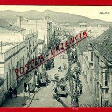 Cartes Postales: POSTAL, CEUTA, EL REBELLIN, P73844. Lote 34643133