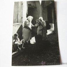 Postales: POSTAL FOTOGRAFICA DE LA CALLE FEZ DE TETUAN - CIRCULADA. Lote 35374298