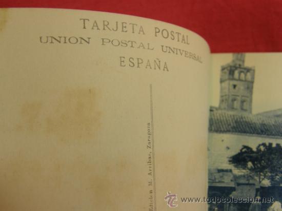 Postales: 20 tarjetas postales Bloc postal Recuerdo de Tetuán Ed. M. Arribas Zaragoza, ppios S XX Xauen - Foto 3 - 36381118