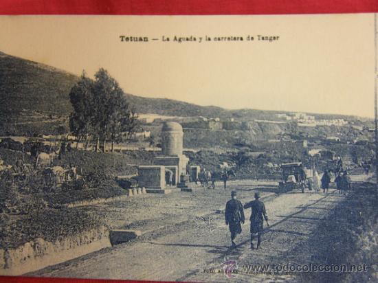 Postales: 20 tarjetas postales Bloc postal Recuerdo de Tetuán Ed. M. Arribas Zaragoza, ppios S XX Xauen - Foto 2 - 36381118