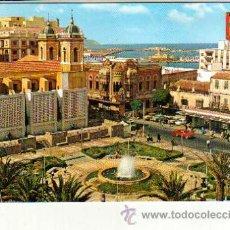 Postales: POSTAL SIN CIRCULAR DE CEUTA PLAZA DE LOS REYES MAS POSTALES EN MI TIENDA VISITALA . Lote 37141024
