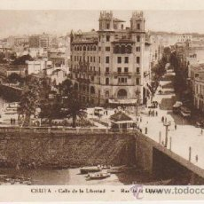Postkarten - Ceuta Calle Libertad - 37416792