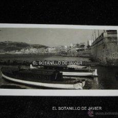 Postales: POSTAL FOTOGRAFICA DE CEUTA - FOTO CALATAYUD. Lote 40267575