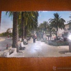 Postales: POSTAL DE TANGER AVENIDA DE ESPAÑA. Lote 40771160