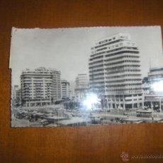Postales: POSTAL DE CASABLANCA - PLAZA DE FRANCIA - CIRCULADA. Lote 40771204