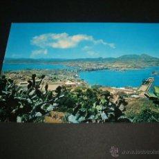 Postales: CEUTA PANORAMICA DESDE EL MONTE HACHO. Lote 41091871