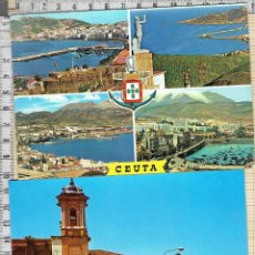 Postales: POSTALES CEUTA-1970.. Lote 41388740