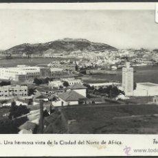 Postales: CEUTA - 19 - UNA HERMOSA VISTA DE LA CIUDAD DEL NORTE DE AFRICA - FOTO RUBIO - (19556). Lote 41693776