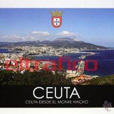 Postales: POSTALES CEUTA - DESDE EL MONTE HACHO - POSTAL // D2. Lote 97003811