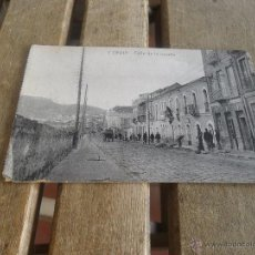 Postales: POSTAL DE CEUTA EDITOR MANUEL BARREIRO SIN CIRCULAR CALLE DE LA MURALLA. Lote 43000053