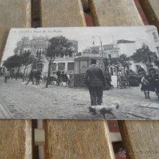 Postales: POSTAL DE CEUTA EDITOR MANUEL BARREIRO SIN CIRCULAR PLAZA DE LOS REYES. Lote 43000064