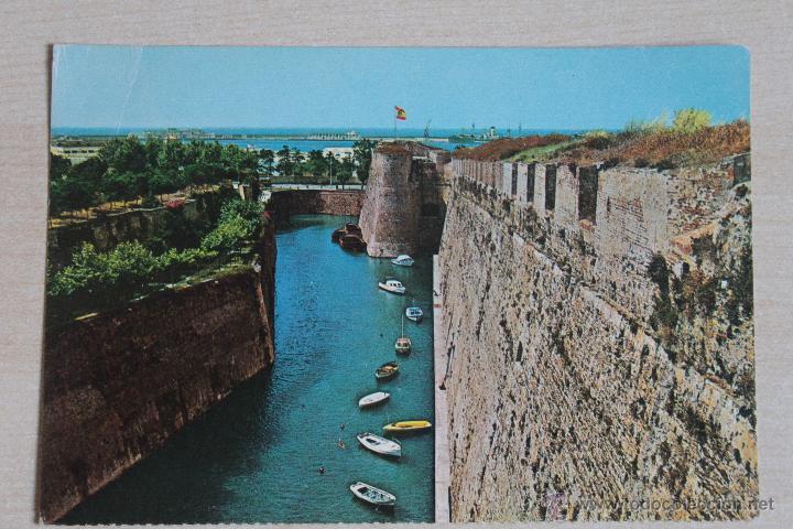 POSTAL ANTIGUA DE CEUTA (Postales - España - Ceuta Antigua (hasta 1939))