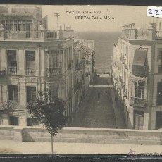 Postales: CEUTA - CALLE DE ALFAU - HAUSER Y MENET - (22275). Lote 43318202