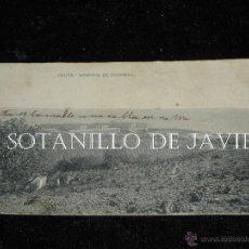Postales: CEUTA - POSTAL HOSPITAL DE O'DONELL - HAUSER Y MENET. Lote 43349460